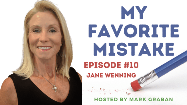 """Jane Wenning's """"Favorite Mistake"""" About Sleep and Wellness"""