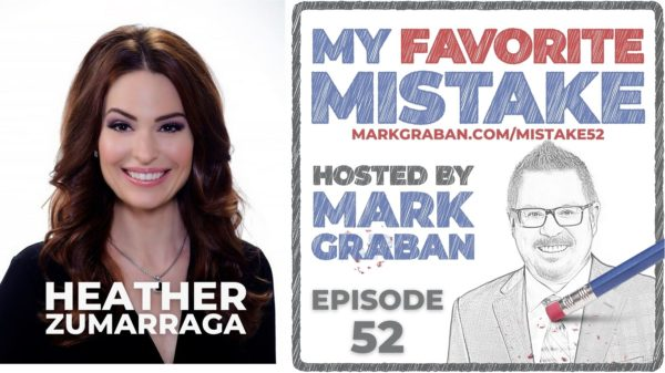 Mistakes Men Make in the Workplace: Heather Zumarraga